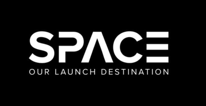 Space Launch Logo