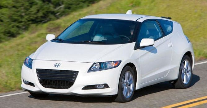 Hybrid Car honda