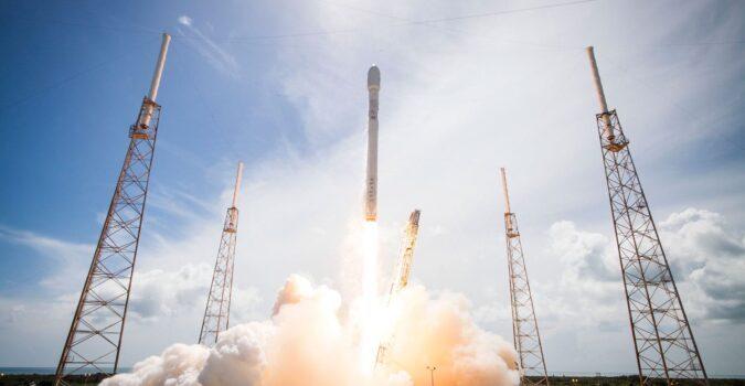 Launching a rocket
