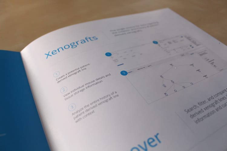 LaunchPad Xenograft examples