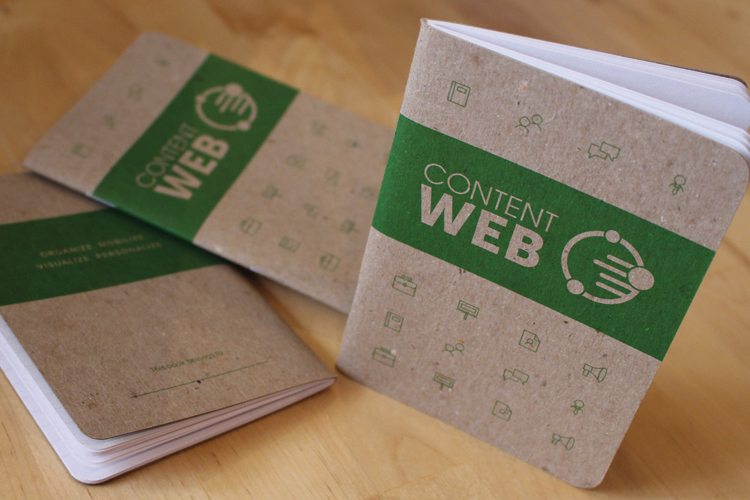 Content Web notebooks