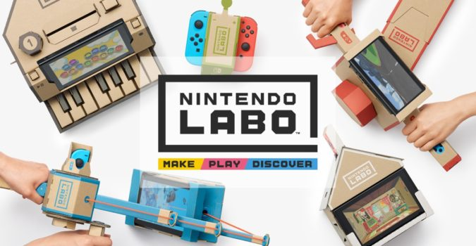 Nintendo Labo Technology