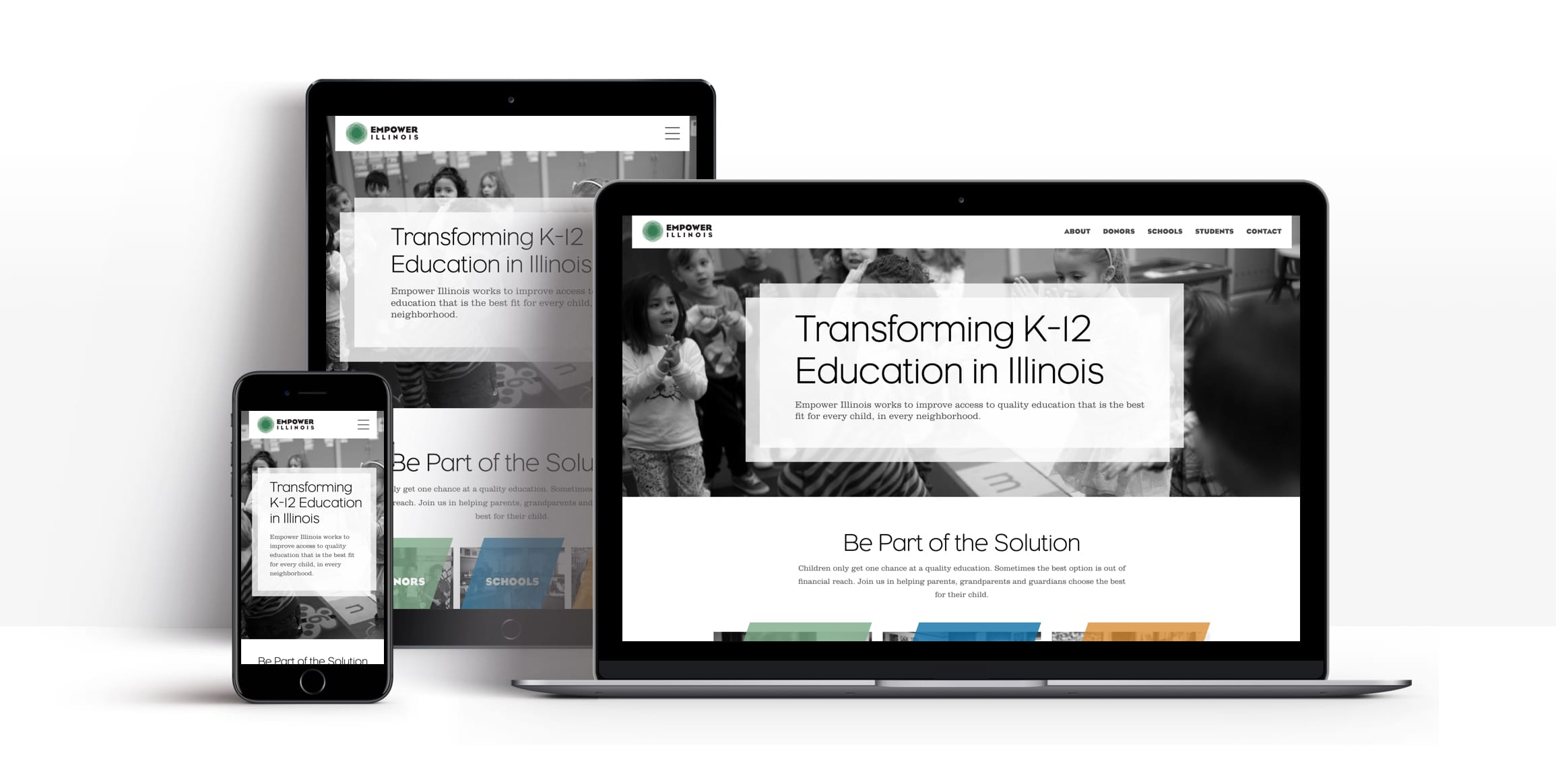 Empower Illinois - Responsive
