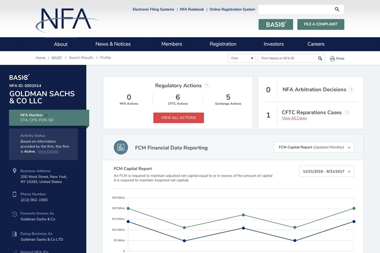 NFA - Profile