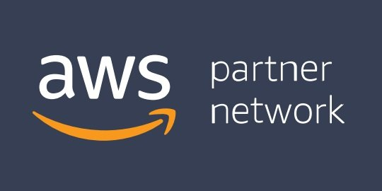 AWS select tier partner network logo.